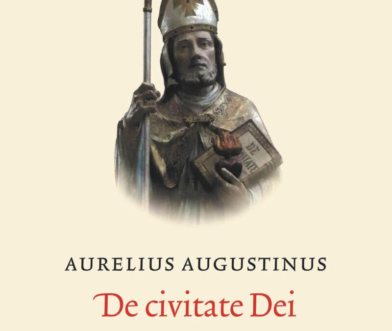 De civitate Dei – verwacht 14 november