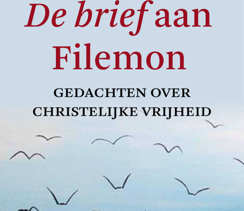De brief aan Filemon – verwacht 5 november
