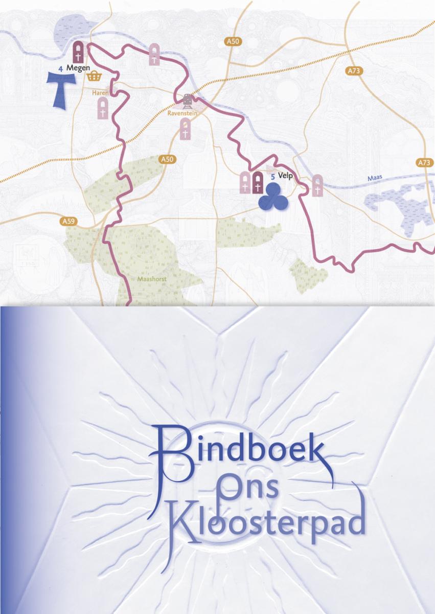 Bindboek Ons Kloosterpad – verwacht 30 april 2021